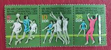 East Germany DDR, 1974, SG – E1645-7, Indoor Handball Championships, MNH