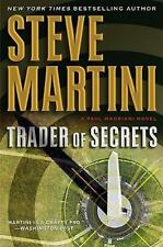 NEW - Trader of Secrets: A Paul Madriani Novel by Martini, Steve