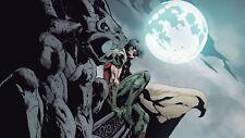 Batman Jason Todd Red Hood Red Hood And The Silk Poster Wallpaper 24 X 14 inch