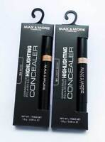 ** MAX & MORE LIQUID CONCEALER PEN NEW ** VARIOUS SHADES HIGHLIGHTER