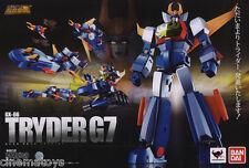 GX-66 TRIDER G7 Robot Soul Of Chogokin soc Bandai Tamashii Tryder G-7