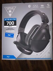 Turtle Beach Stealth 700 2nd Gen Wireless Gaming Headset for PlayStation 5 - PS4