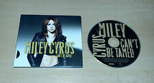 CD  Miley Cyrus - Can't Be Tamed  12.Tracks  2010  06/16
