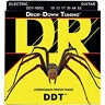 DR Strings DDT-10/52 Drop Down Tuning Big Heavy Electric Guitar Strings 10-52