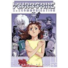 Kurogane Communication - Memories of Earth, Acceptable DVD, Julie Maddalena, Kir