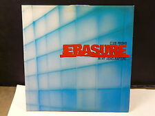 "MAXI 12"" Promo ERASURE In my arms / rapture 2X12"" p12mute190"