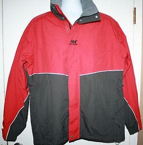 Helly Hansen Men's Jacket Size Large Excellent Condition