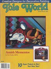 TOLE WORLD ~ JANUARY/FEBRUARY 1993