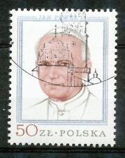 Polen 2632 gestempeld (9) paus Johannes Paulus II