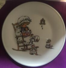 """Lenox Special Collectible Plate- Holly Hobbie- 8"""""""