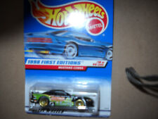 1997 Hot Wheels First Edition #665 Mustang Cobra vf/nm ON CARD