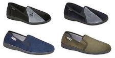 Dunlop Men's Textile Slipper Shoes