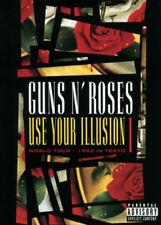 Guns 'N' Roses: Use Your Illusion I - World Tour DVD (2004) Guns N' Roses cert