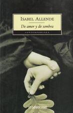 DE AMOR Y DE SOMBRA : Isabel Allende