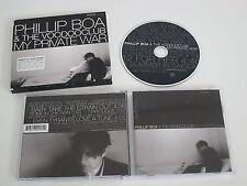 PHILIP BOA & THE VOODOOCLUB/MY PRIVATE WAR(RCA 74321 70257 2) CD ALBUM
