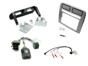 CTKFT16L CD STEREO RADIO FACIA FASCIA FULL KIT FOR FIAT GRANDE PUNTO