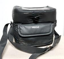 Vintage Official PENTAX Camera bag case for camera & accessories SLR DSLR