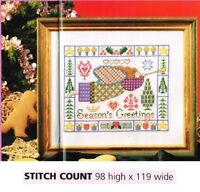 TRADITIONAL  ANGEL    -  CROSS STITCH PATTERN ONLY    ALS-R
