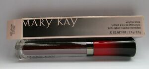 Mary Kay Vinyl lip shine ATTITUDE NIB! FREE SHIPPING