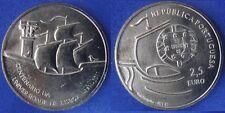 """PORTUGAL -  2,50 EUROS 2011 Gedenkmünzen """" UNIVERSIDADE DE LISBOA """""""