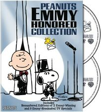 Peanuts: Emmy Honored Collection [New DVD] Full Frame, 2 Pack