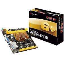 NEW! Biostar A68N-5100 Ver. 6.X intégrée AMD APU Quad Core A4-5100 Fusion Radeon
