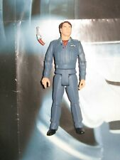 Doctor Who 9th Dr. Era Captain Jack Harkness w/ Sonic Blaster 5.5 Figure U.S.