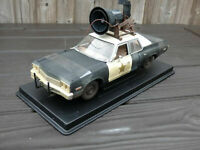 Blues Brothers Bluesmobile 1/18 1974 Dirty Dodge Monaco Police Toy Car JoyRide