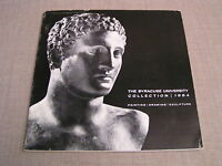 1964 Syracuse University NY. Art Collection - Painting Drawing & Sculpture Book