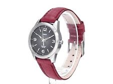 Timex Women's  Weekender Classic Casual Rose Leather Strap Watch