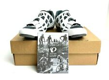 Pearl Izumi Womens Tri Fly Select v6 Road Bike Shoes 38 7 White Gray New