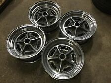"SET OF 4 1968-1972 GM Buick 14 Inch x 6"" Wide 5 Lug Wheel NICE"