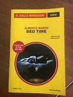 Giallo Mondadori extra - 21 Alberto Marini bed time