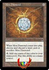 MTG STRONGHOLD ENGLISH MOX DIAMOND X1 NM CARD