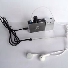 NEW Spy Microphone Audio Ear Listening Device Amplifier Bug Wall Door Voice