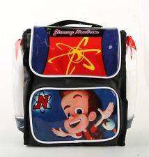 Jimmy Neutron Boy Genius Boys Kids Insulated Lunch Bag / backpack Snack Lunchkit