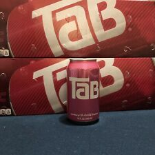 Tab Unopened Soda Can TAB Cola One (1) Single Can Brand New!