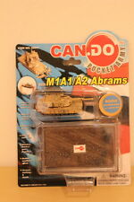 Dragon Can Do US Army 4th Infantry Div. Iraq 2003 M1A2 Abrams Tank 1:144