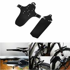 Mountain MTB Front Rear Mudguard Bicycle Fender Mud Guards 360 Degree Torsion