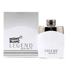 Montblanc Legend Spirit Eau De Toilette Spray 100ml Profumo Uomo