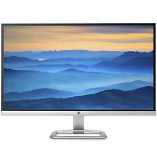 HP 27es LED-Monitor 27 Zoll Full HD neigbar 7ms HDMI VGA NEU