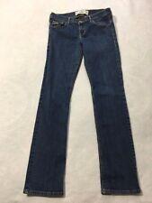 Hollister 5 5S 27 30 So Cal Stretch Laguna Skinny Blue Jeans Pants