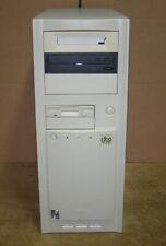 Vintage Retro PC ATX Computer Case Tower