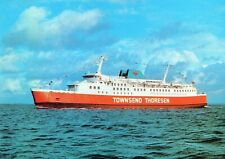 Townsend Thoresen Car Ferries VIKING VENTURER