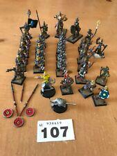 Warhammer Fantasy Battles Miniatures Elves Army #107