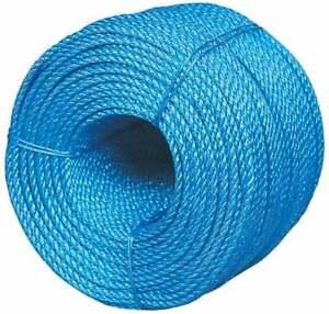 Blue Rope Nylon Blue Rope Tarpaulin Polypropylene Poly Builders 5mm 7mm 9mm 13mm