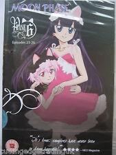 Moon Phase Volume 6 Episodes 23-26 (DVD 2004) NEW SEALED PAL Region 2 Manga