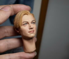"1/6 Scale Leonardo DiCaprio Head Sculpt Figure Model F 12"" Male Body"