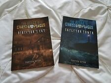 Set of 2 The Atlas Of Cursed Places Vanessa Acton Director's Cut Skeleton Tower
