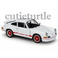 Welly Porsche 911 Carrera Rs 2.7 1:24 - 1:27 Diecast Model Toy Car 24086